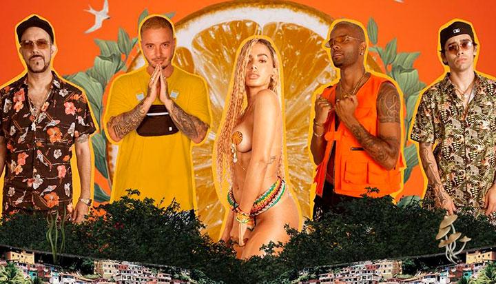 Tropikillaz ft. Anitta, MC Zaac e J Balvin