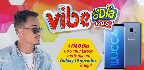 Lucca no Vibe FM O Dia
