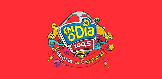 FM O Dia - Alegria do Carnaval