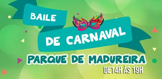 Parque Madureira - Baile de Carnaval