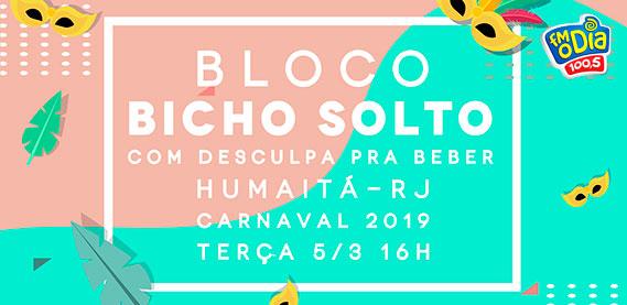 Bloco Bicho Solto Rio