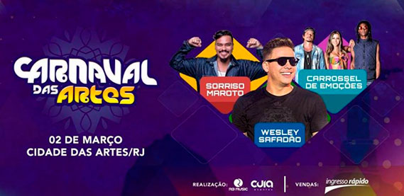 Carnaval das Artes 2019