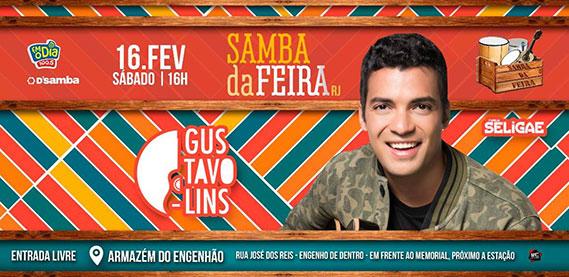 Samba da Feira com Gustavo Lins
