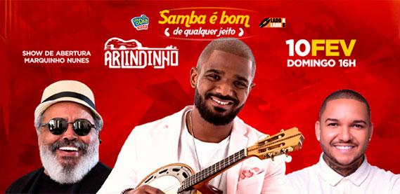 Samba É Bom de Qualquer Jeito