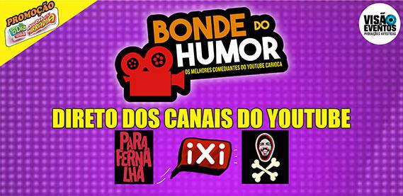 Stand Up: Bonde do Humor
