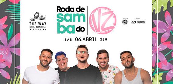Roda de Samba do Vou Zuar