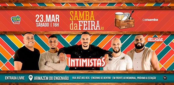 Samba da Feira com Intimistas