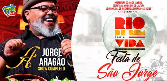 Rio De Bem Com A Vida - Jorge Aragão