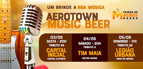 Aerotown Music Beer