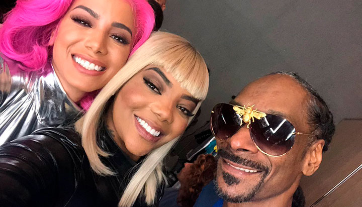 Anitta, Ludmilla ft. Snoop Dogg