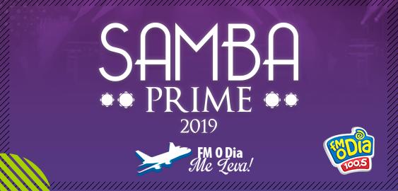 FM O Dia Me Leva Samba Prime BH