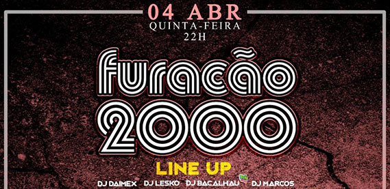 Furacão 2000