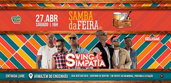 Samba da Feira - Swing & Simpatia