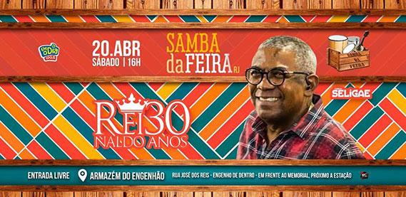 Samba da Feira com Reinaldo