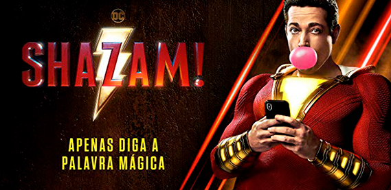 """Filme """"Shazam"""""""