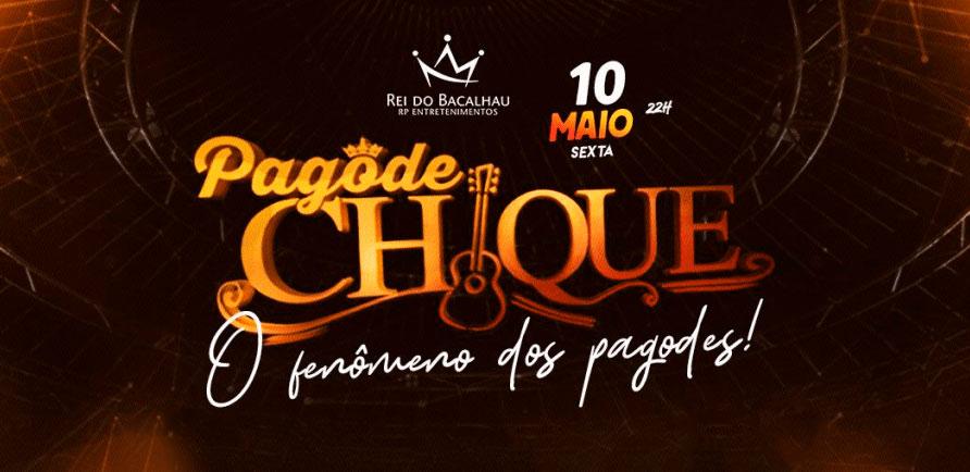 Pagode Chique - Rei do Bacalhau Rio Petrópolis