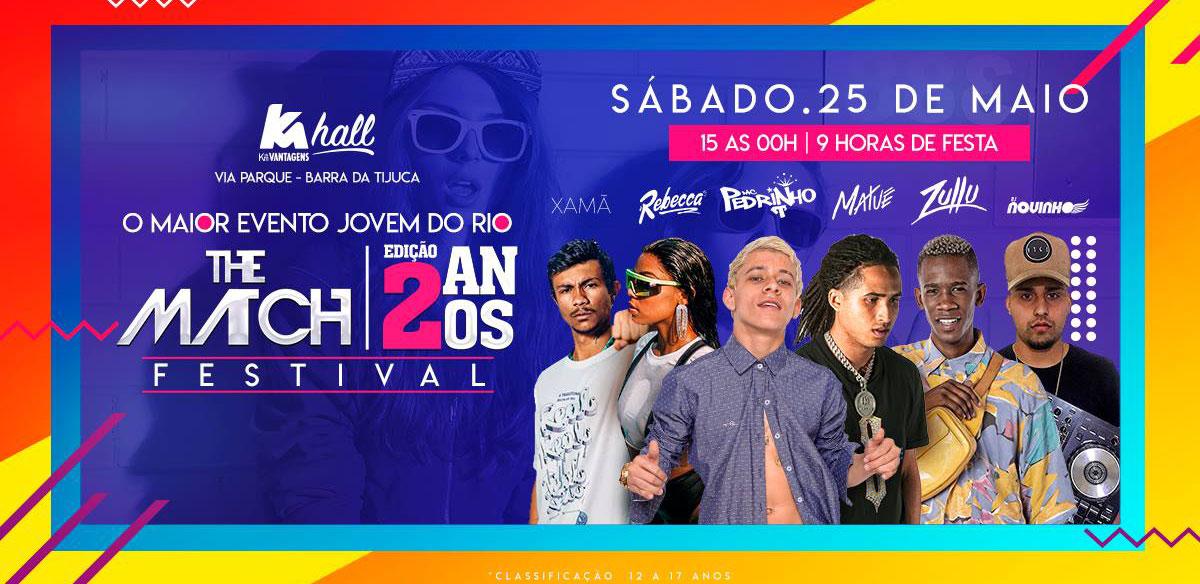 The Mach Festival