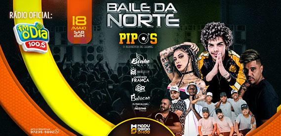 Baile da Norte - Madureira Show