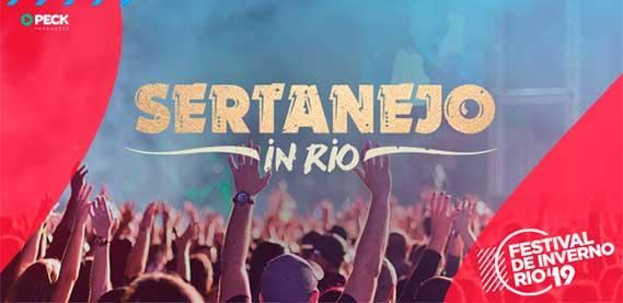 Festival de Inverno Ed. Sertanejo In Rio