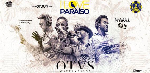 I Love Paraíso - Quadra do Paraíso do Tuiuti