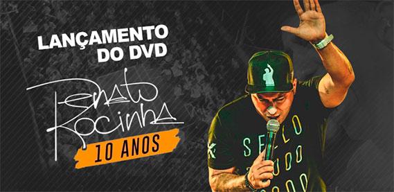 Lançamento DVD Renato da Rocinha