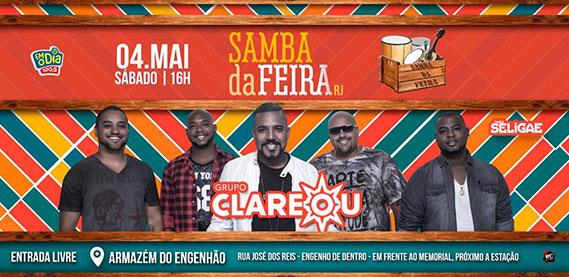 Samba da Feira Clareou