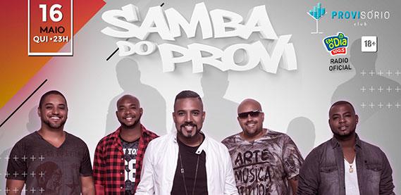 Samba do Provi com Clareou
