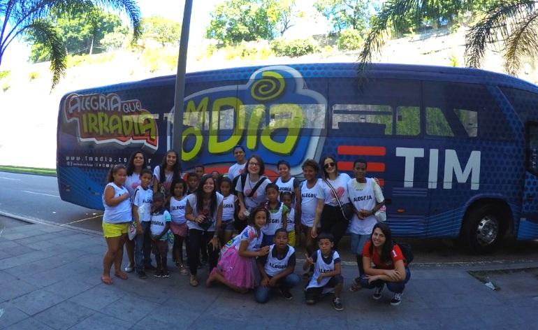 Lixão de Itaoca, AquaRio, FM O Dia