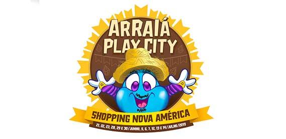 Arraiá Play City Nova América