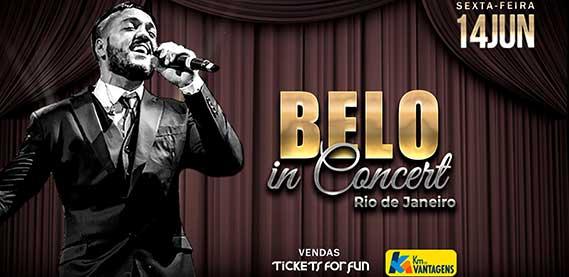Belo In Concert - Km De Vantagens Hall