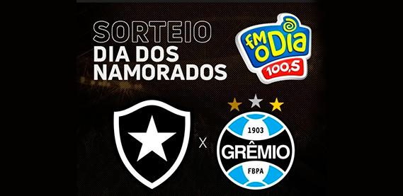 Botafogo x Gremio