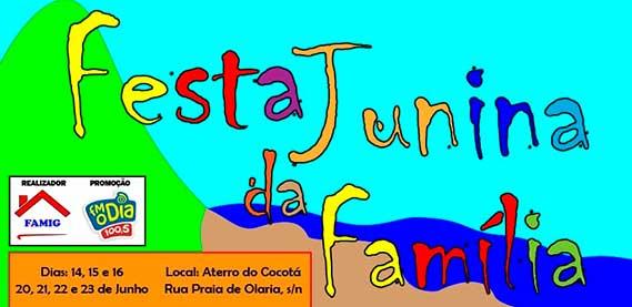 Festa Junina da Família