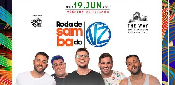Roda de Samba do Vou Zuar - The Way