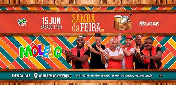 Samba da Feira - Molejo