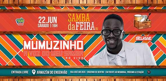 Samba da Feira com Mumuzinho