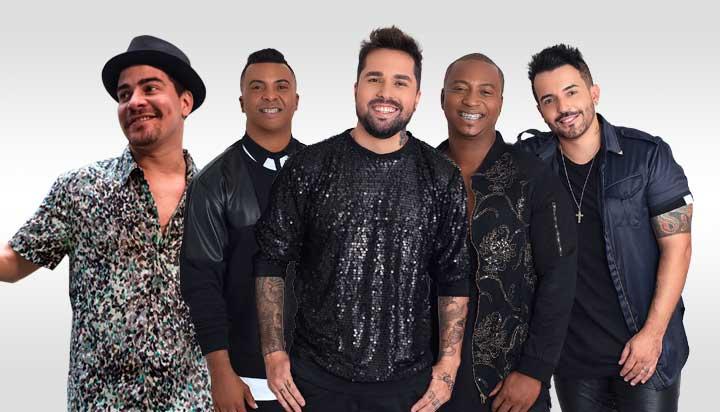 Grupo Na Balada ft. Thiago Martins