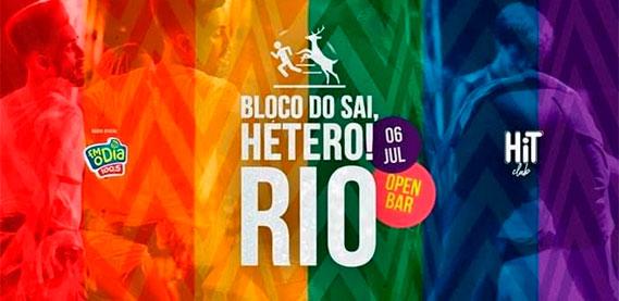 Bloco do Sai Hetero