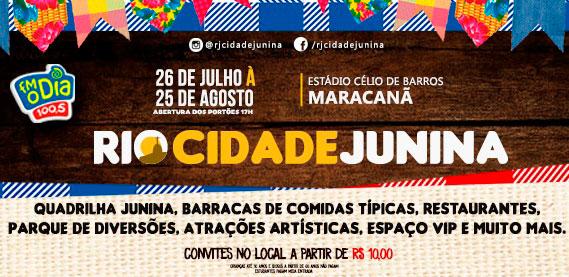 Rio Cidade Junina