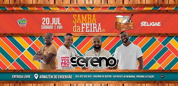 Samba da Feira - Vou Pro Sereno