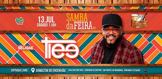 Samba da Feira - Tiee