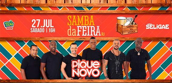 Samba da Feira - Pique Novo