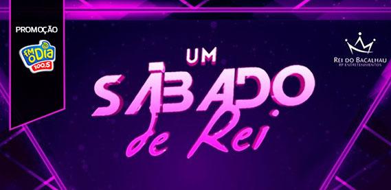 Um Sábado de Rei - Rei do Bacalhau Rio Petrópolis
