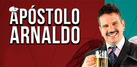 Theatro Bangu Shopping - Apóstolo Arnaldo