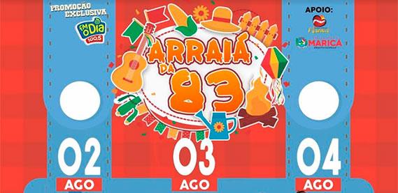 Itaipuaçu - Arraiá da 83