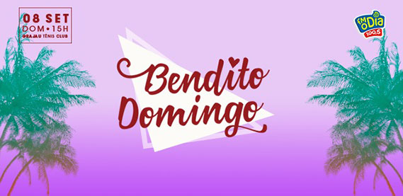 Grajaú Tênis Clube - Bendito Domingo