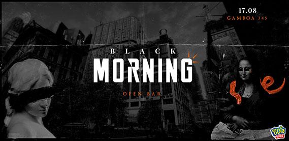 Gamboa 345 - Black Morning