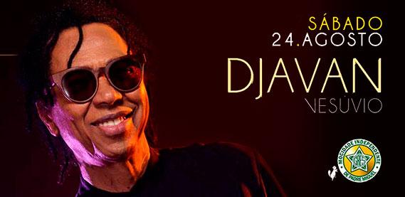 Quadra da Mocidade - Djavan - Tour Vesúvio