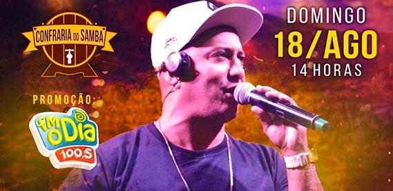 Confraria do Samba - Lançamento do DVD Renato da Rocinha