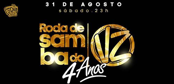 The Way - Roda de Samba Vou Zuar