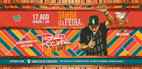 Samba da Feira - Renato da Rocinha
